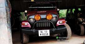 Thar Jeep Offroad Accessories
