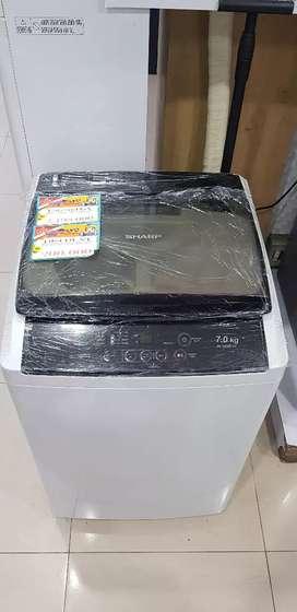 Sharp mesin cuci 7KG esg876pgy