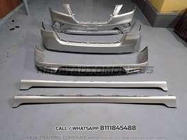 Innova Rear Bumper Fiber Skirt Mfg & Wholesale