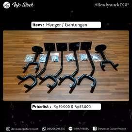 Gantungan / Hanger Gitar atau Bass