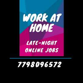 Work home/ part time/ freshers / ep from govt . certified company.