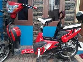 sepeda listrik unity