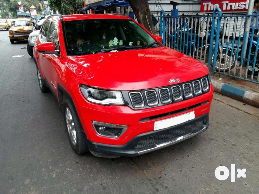 Jeep COMPASS Compass 2.0 Limited, 2018, Diesel 0