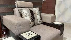 3+1+1 Sofa set, Center table