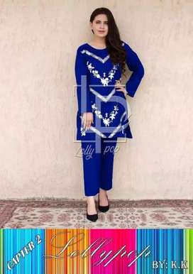 Stylish casual wear collection
