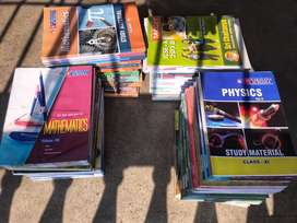 100 Books Study Material for class 11,12,medical and engineering joint