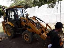 JCB Loader cum Excavator
