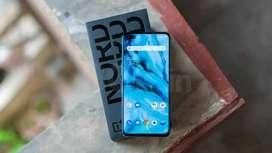 Brand OnePlus model Nord CE,