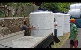 Gudang tandon air 5300 liter Karanganyar tebal Gratis antar