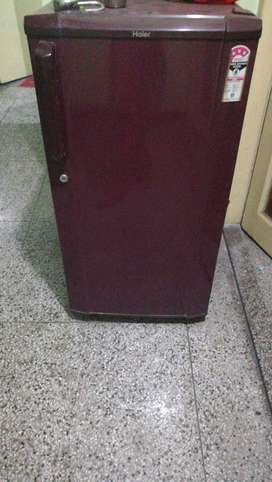 Haier small one door fridge in a good condition