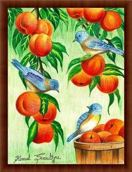 Birds Painting