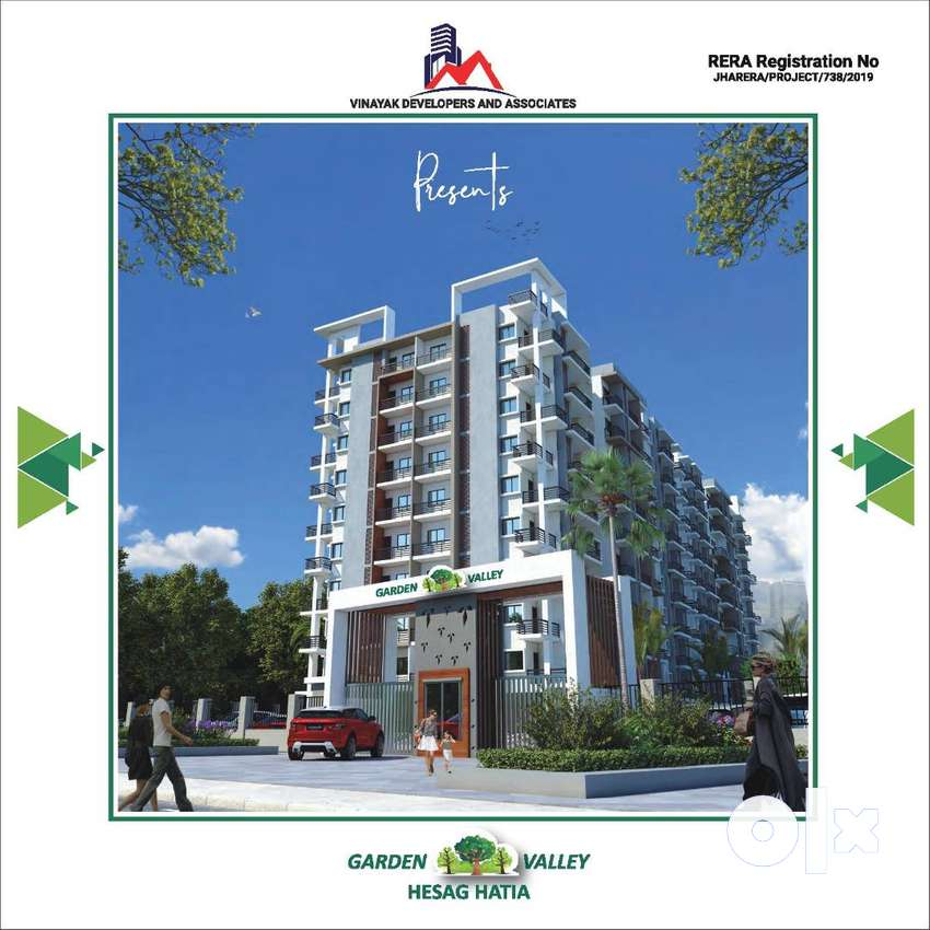 New property in the heart of Ranchi. 0