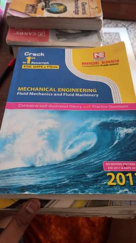 GATE mechanical books   Previous year     SOM     FM     Production  