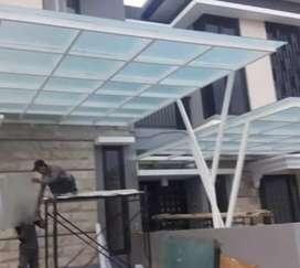 Canopy Kaca 7117