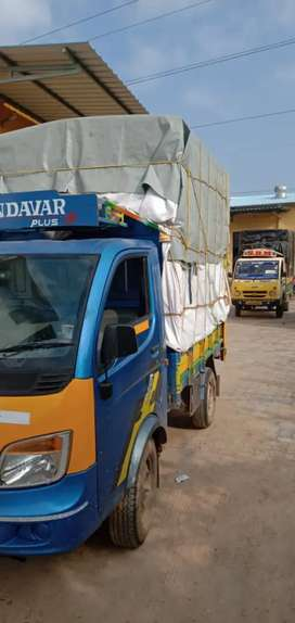 Courier. Tata ace type