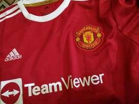 Baju manchester united home ori