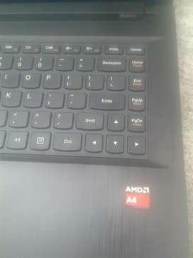 Lenovo AMD A4 RAM 4GB