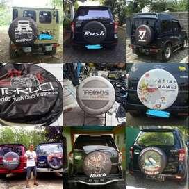 Cover Ban Serep Mobil Escudo-Rubicon Bisa terios rush Buruan Now  Baha