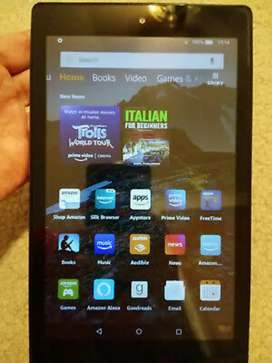 Amazon fire HD8 8th generation - Best Tablet for online classes