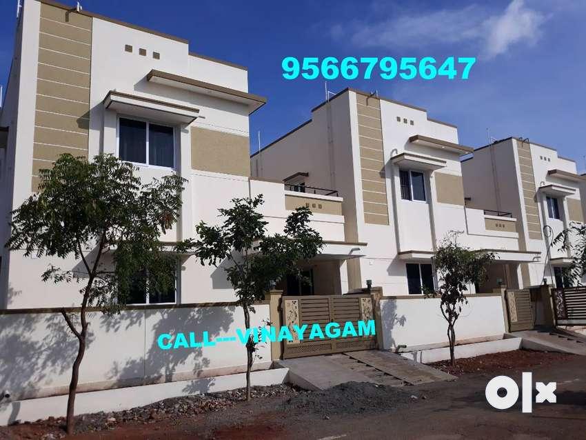 EXCELLENT Villa for sale at VADAVALLI (85 Lakhs)--Vinayagam 0