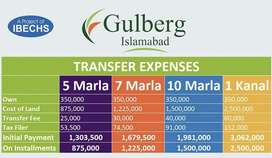 Gulberg greens plot available on installments