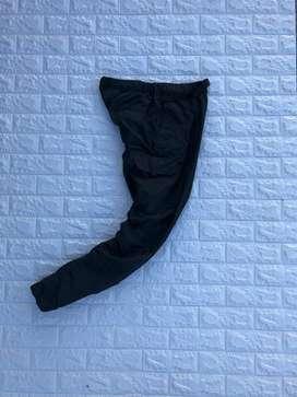 Long pants outdoor uniqlo black