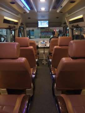 fully pkn modified tempo traveller in excellent condition