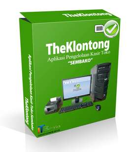 Software Kasir Toko Sembako