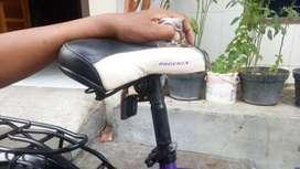 Sepeda lipat phoenix dengan shockbeaker