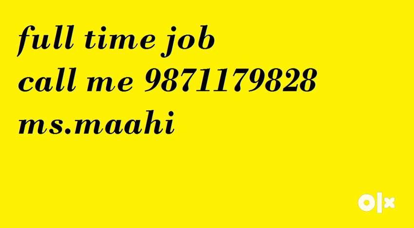 Full time job apply in helper store keeper supervisor  100% JOB HERE 0