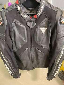 Jaket Dainese Super Rider Pelle Estivo