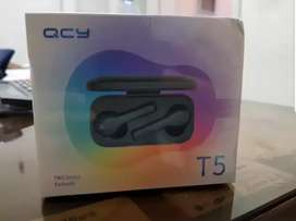 Qcy T.5   Tws High Qyality  Air buds