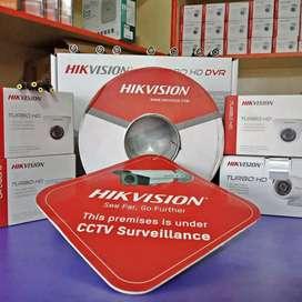 New hikvision turbo hd CCTV camera sysyem