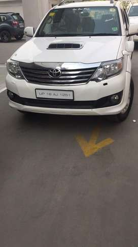 Fortuner only in 10lakh