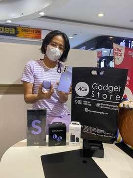 Samsung S21 plus 5G bisa cash kredit cashback cclan tanpa dp RO hci