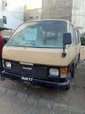 Toyota Hiace Rs 4,80,000  in north Karachi