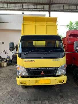Mitsubishi Colt diesel Canter Ps125HD Dump Truck 2013