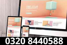 Design your Complete business Website on low price