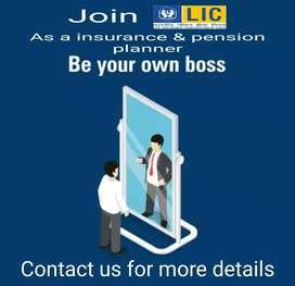 Insurance/ financial advisor for LIC