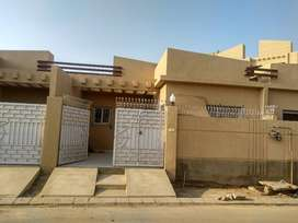 SINGLE STORY 120sqyd HOUSES FOR SALE GOHAR GREEN CITY READY TO SHIFT