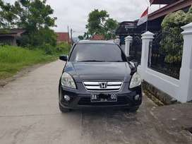 Honda CRV 2005 dijual