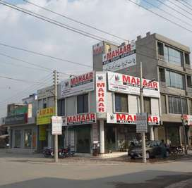 375 Sq Ft Commercial Plot For Sale In Tip Sector Canal Garden