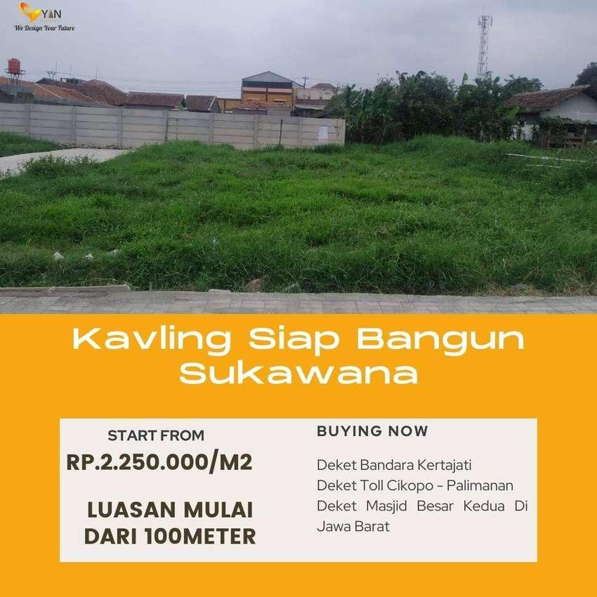 Tanah U/ Investasi Dekat Bandara Kertajati Majalengka Cirebon