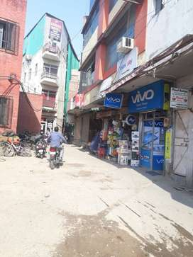 Rented 16 sq yard Shop For sale