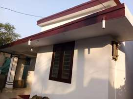 Small house in manganam