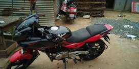 Pulsar 220F in maintained condition