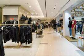 we are having in SHOPPING mall girls and boys