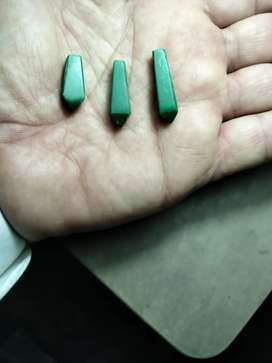 Beautiful natural green crysocola Stone pendant available for sale