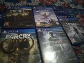 Ps4 games only for exchange not for sale