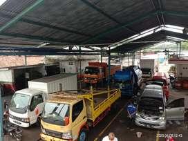 Dijual Bengkel lok strategis Jl.Urip Sumoharjo Mangkang Kulon kec tugu